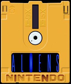 Aliens: Alien 2 - Fanart - Cart - Front