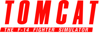 Tomcat: The F-14 Fighter Simulator - Clear Logo