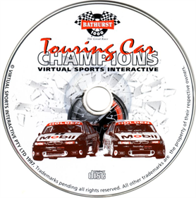 Touring Car Champions - Disc
