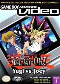 Game Boy Advance Video: Yu-Gi-Oh!: Yugi vs. Joey