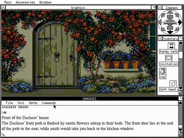 Wonderland - Screenshot - Gameplay