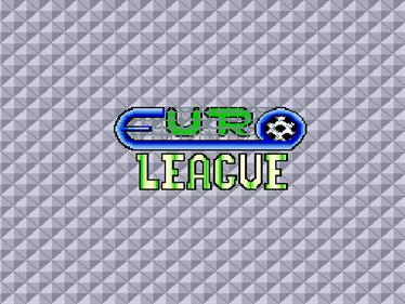 Euro League - Screenshot - Game Title