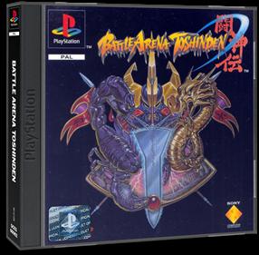 Battle Arena Toshinden - Box - 3D