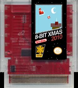 8-Bit Xmas 2010 - Cart - Front