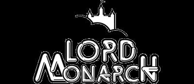 Lord Monarch: Tokoton Sentou Densetsu - Clear Logo