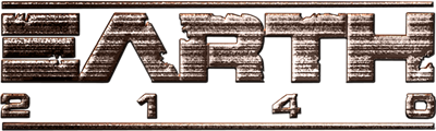 Earth 2140 - Clear Logo