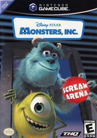 Monsters Inc.: Scream Arena