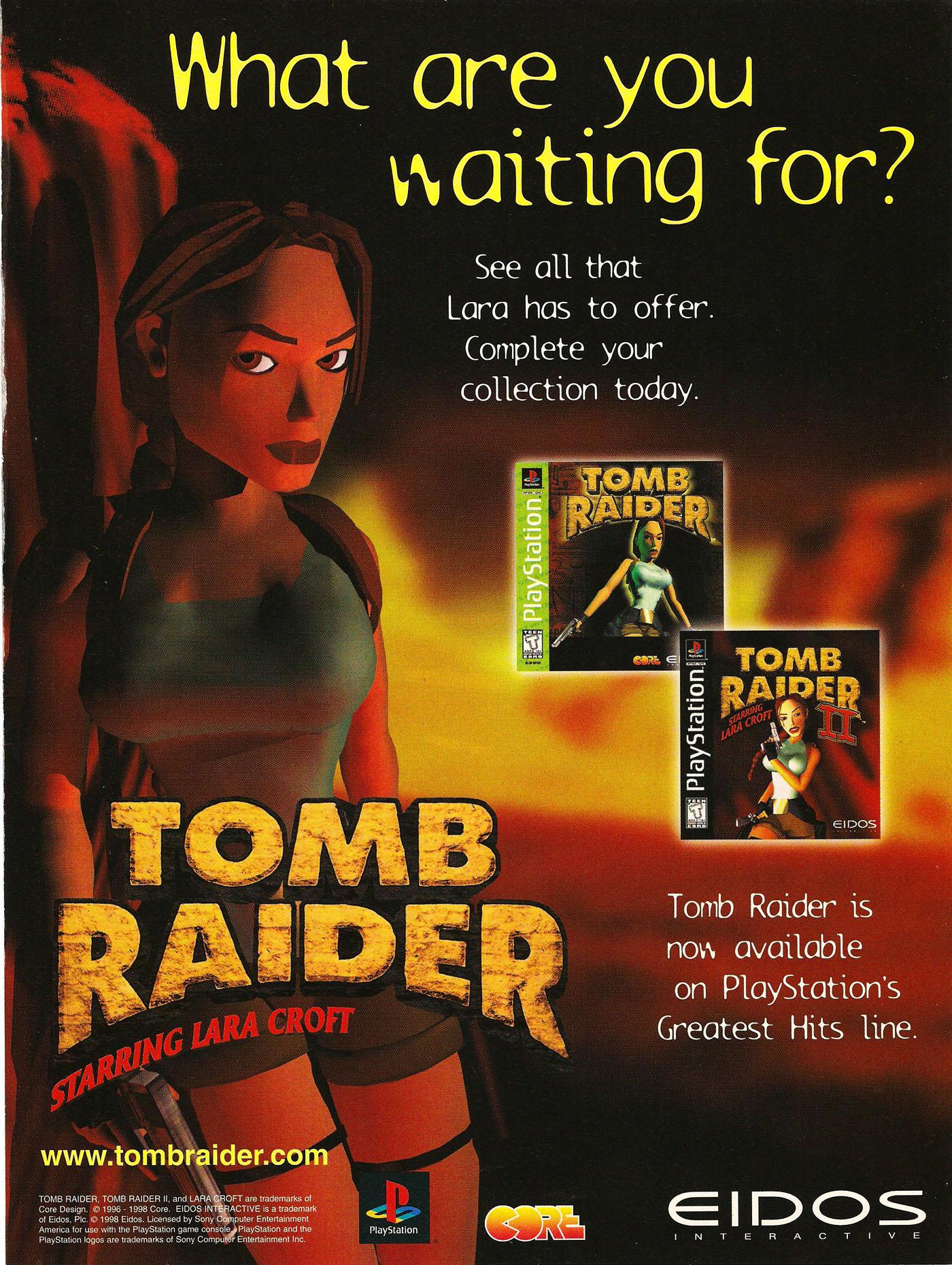 Tomb Raider II APK+DATA - AndroPalace