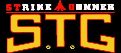 Strike Gunner: S.T.G - Clear Logo