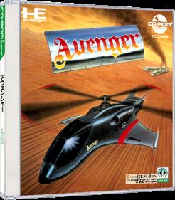 Avenger - Box - 3D