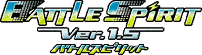 Battle Spirit: Digimon Tamers Ver 1.5 - Clear Logo