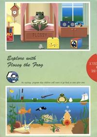 Explore With Flossy the Frog
