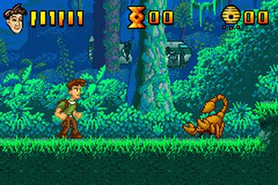 Pitfall: The Lost Expedition - Screenshot - Gameplay