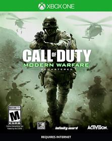 Call of Duty 4: Modern Warfare Remastered