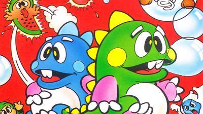 Bubble Bobble - Fanart - Background