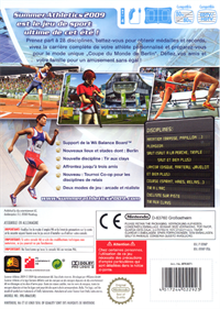 World Championship Athletics - Box - Back
