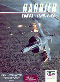Harrier Combat Simulator