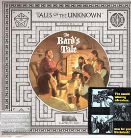 Tales of the Unknown: Volume I: The Bard's Tale
