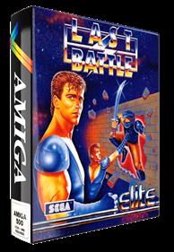 Last Battle - Box - 3D