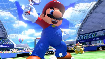 Mario Tennis: Ultra Smash - Screenshot - Gameplay