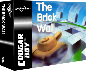 The Brick Wall - Box - 3D