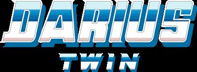 Darius Twin - Clear Logo