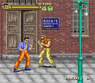 64th. Street: A Detective Story - Screenshot - Gameplay