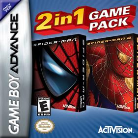 2 in 1 Game Pack - Spider-Man + Spider-Man 2