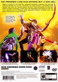 Shin Megami Tensei: Digital Devil Saga 2 - Box - Back