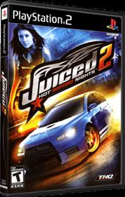 Juiced 2: Hot Import Nights - Box - 3D