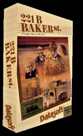 221 B Baker St. - Box - 3D
