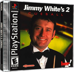 Jimmy White's 2: Cueball - Box - 3D