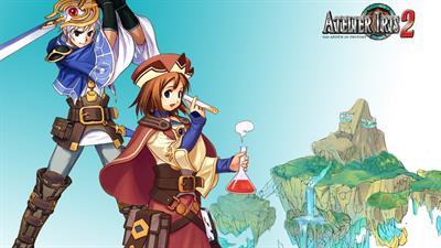 Atelier Iris 2: The Azoth of Destiny - Fanart - Background