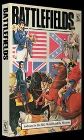 Battlefields - Box - 3D