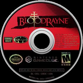 BloodRayne - Disc