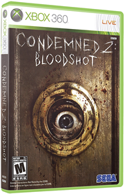 Condemned 2: Bloodshot - Box - 3D