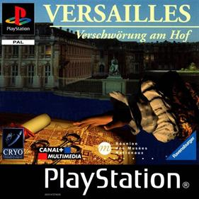 Versailles: A Game of Intrigue