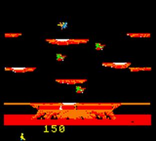 Arcade Hits: Joust & Defender - Screenshot - Gameplay