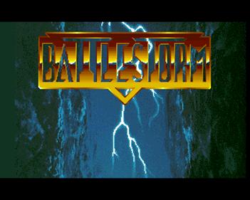 Battlestorm - Screenshot - Game Title