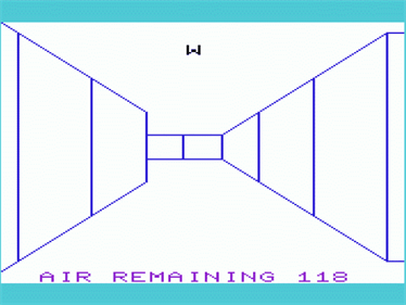 3D Maze (Mastertronic) - Screenshot - Gameplay