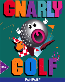 Gnarly Golf