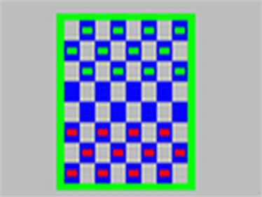 Videocart-19: Checkers - Screenshot - Game Title