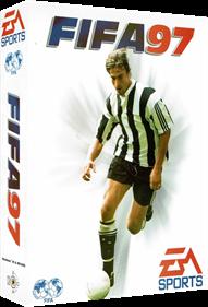 FIFA Soccer 97 - Box - 3D