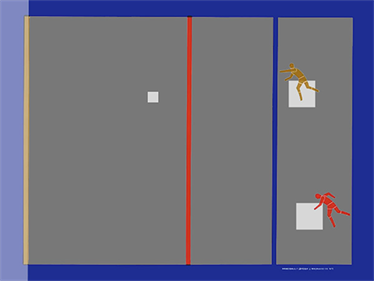 Handball - Screenshot - Gameplay