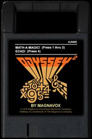 Math-A-Magic / Echo - Cart - Front