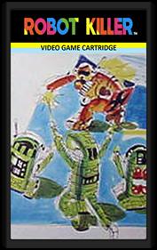 Robot Killer - Cart - Front