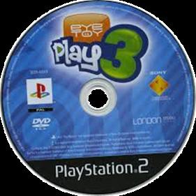 EyeToy: Play 3 - Disc