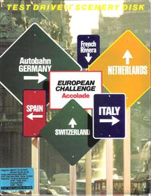European Challenge: Test Drive II Scenery Disk