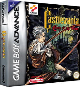 Castlevania: Circle of the Moon - Box - 3D