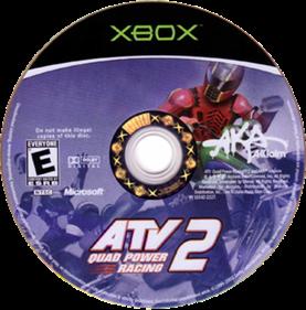 ATV Quad Power Racing 2 - Disc